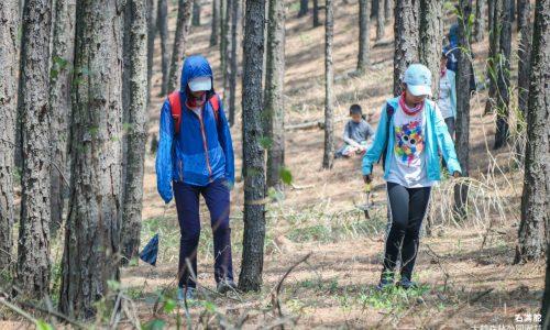 李昕蕾-20180402徒步-树林穿行